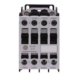 GE RL4RD031TD RELAY W/24V DC COIL