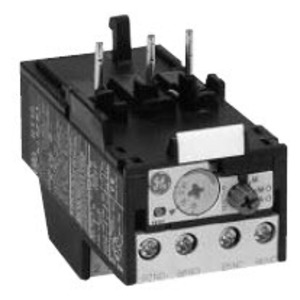 GE RT1U Overload Relay, Thermal, 21-26A Range, Trip Class 10, Direct Mount