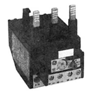 GE RT2B GEC RT2B IEC O/L RLY CLS 10 MAN/AUT
