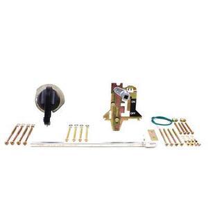 GE SEFHM2 Breaker, Molded Case, TDM Handle Operating Mechanism, Door Mounted