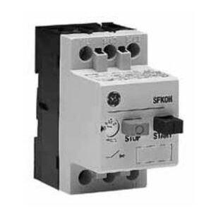 GE SFK0K Breaker, Motor Protection, 10-16A, 5.5-7.5kW, 690VAC, 220VDC