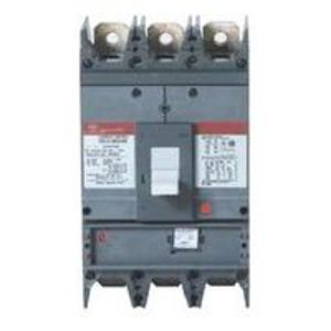 GE SGHH36AT0400 Breaker, Molded Case, 400A, 3P, 600VAC, SG Type, 35kAIC