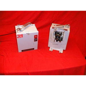 GE SL43SEHG Busway, Plug, Circuit Breaker, Low Tier Frame, 30A, 3PH, 4W,