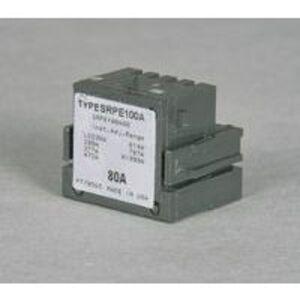 GE SRPF250A110 Rating Plug, 110A, 480VAC, 325-1100 Trip Range, Spectra Series