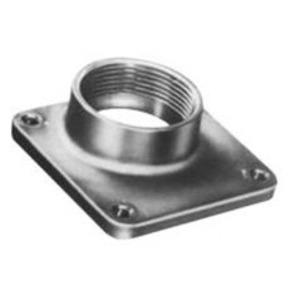 "GE TC250 Hub, 2-1/2"" Conduit Size, Aluminum, NEMA 3R, Universal"