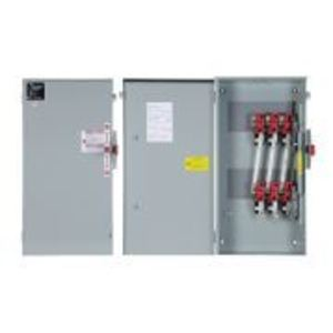 GE TC35364SS Safety Switch, 200A, 600VAC, Non-Fused, 3PDT, NEMA 4/4X