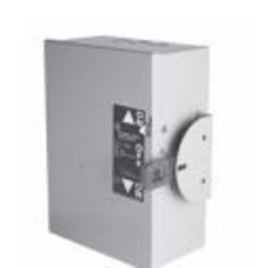 GE TC35366 Safety Switch, Double Throw, Non-Fused, 600A, 600VAC, NEMA 1