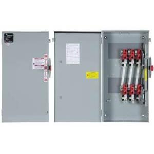 GE TC72367 Safety Switch, Double Throw, Heavy Duty, 800A, 600VAC, NEMA 1