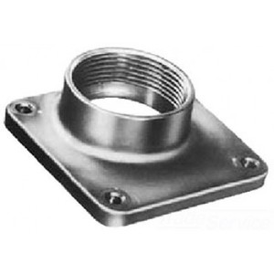 "GE TC75 Hub, 3/4"" Conduit Size, Aluminum, NEMA 3R, Universal"