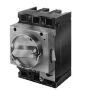 GE TEFR1B Breaker, Molded Case, Handle Mechanism, Vertical Mount, NEMA 12