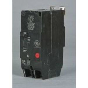 GE TEY270 Breaker, Bolt On, 70A, 480/277VAC, 2P, Molded Case, 14kAIC