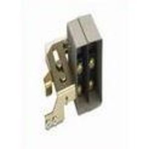 GE THAUX64D Auxiliary Contact Kit, 15A @600VAC, 0.50A @125VDC, 0.25A @ 250VDC