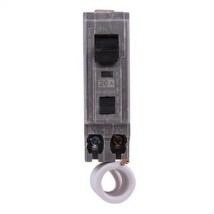 GE THQB1120AF2 Breaker, 20A, 1P, 120/240V, Q-Line Series, 10 kAIC, Bolt-On, AFCI