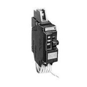GE THQC1120GF Breaker, 20A, 1P, 120/240V, Q-Line, 10 kAIC, Lug In/Lug Out, GFCI