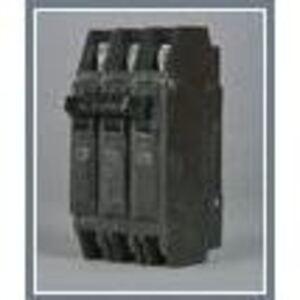 GE THQC32025WL Breaker, 25A, 3P, 240V, Q-Line Series, 10 kAIC, Lug In/Lug Out