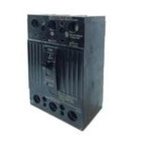 GE THQD32100WL Breaker, 100A, 3P, 240V, Q-Line, 22 kAIC, Lug In/Lug Out