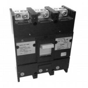 GE TJD422300WLFA Breaker, Molded Case, 300A, 2P, 240VAC, 22kAIC, Q-Line, w/Lugs