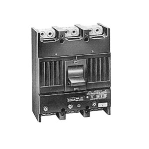 GE TJD432300WL Breaker, Molded Case, 300A, 3P, 240VAC, 22kAIC, Q-Line, w/Lugs