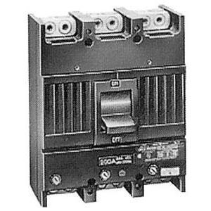 GE TJJ426200WL Breaker, Molded Case, 200A, 600VAC, 22kAIC, 2P, Thermal Magnetic