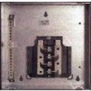 GE TLM812FCUD Load Center, Convertible, 125A, 1PH, 120/240VAC, 65kAIC, 8 Space