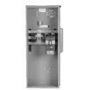GE TMPSB8R Meter Module, Main Breaker Section, SKH800, 1PH, 65kAIC, NEMA 3R
