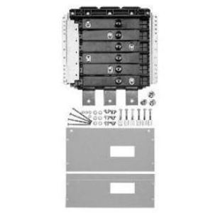 GE TQ2DPK Panel Board, Mounting Hardware, CU Straps, Main Bus Dual Mounted