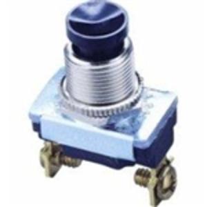 Gardner Bender GSW-22 Appliance Switch, SPST, Momentary