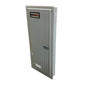 Generac 5449 Automatic Transfer Switch, Load Center, GENREADY, 200A, 120/240VAC