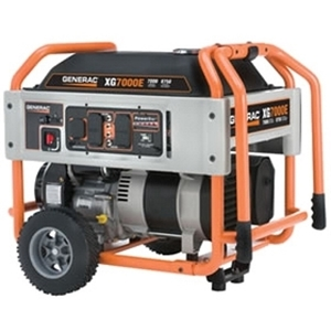 Generac 5798 Portable Generator 7000W
