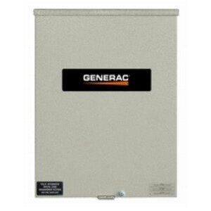 Generac RXSW100A3 Automatic Smart Transfer Switch, 1PH, 100A, 120/240V