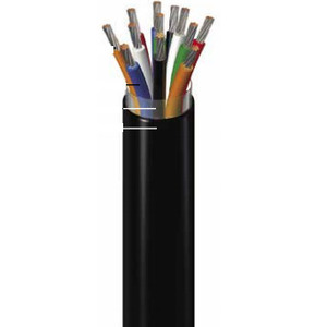 General Cable 669870 Flexible Control Cable, 18 AWG, 4 Core, Unarmored
