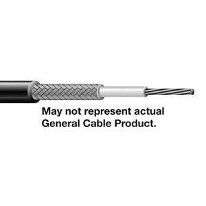 General Cable C8031.41.86 Rg6/u Cctv W/ 18 Awg Pr Cmp