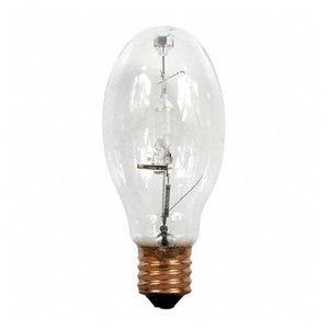 Glass Surface Systems 42729-1 Metal Halide Lamp, Shatter-Resistant, ED28, 250W, Clear