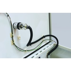 Grace Engineered Products R-3W-DR-C6 Mounting Kit, Door, Voltage Indicator, 6' Cable/Conduit, 30mm