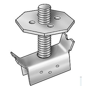 Grating Fasteners GM-1/2X3 GRAF GM-1/2X3 GRATE MOUNTING DEVICE