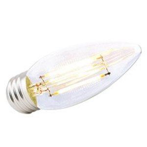 Green Creative 3.5FB11DIM/827/E26 Dimmable Filament LED Lamp 3.5W, 120V