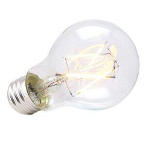 Green Creative 7.5FA19DIM/827 Dimmable Filament LED Lamp 4.5W, 120V