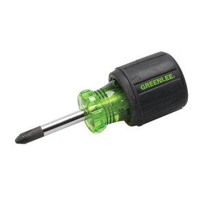 Greenlee 0153-32C #2 Phillips Heavy Duty Screwdriver