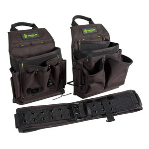 Greenlee 0158-16 POUCH/BELT COMBO 3PC