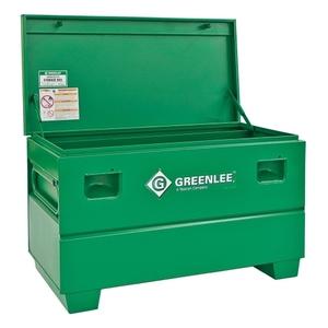 """Greenlee 2448 Mobile Storage Chest - HxWxD: 24"""" x 48"""" x 24"""""""