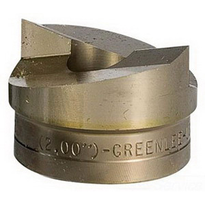 Greenlee 31120 Punch-20.4mm Packaged (740-e)