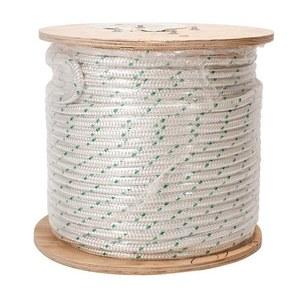 "Greenlee 34137 Rope - Nylon/Polyester, 7/8"" x 600'"