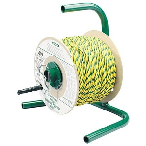 Greenlee 414 1130 lbs Poly Pro Pull Rope - Length: 1000ft