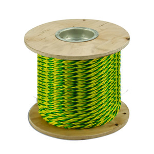 Greenlee 417 2430 lbs Poly Pro Pull Rope - Length: 250ft
