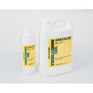 Greenlee 462-1 Cutting/Threading Oil, Dark , 1 Gallon