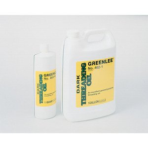 Greenlee 462-Q Cutting/Threading Oil, Dark , 1 Quart