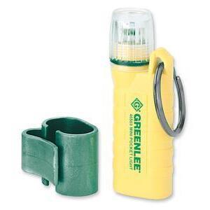 Greenlee 46503 Xenon Pocket Flashlight