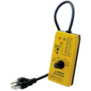 Greenlee 5708-C Tester-gfi & Circuit Calib