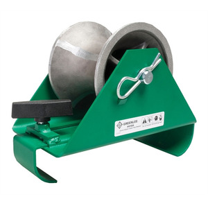 Greenlee 660QA Adjustable Sheave Roller