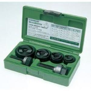 Greenlee 735BB Conduit Punch, 1/2 - 1-1/4""